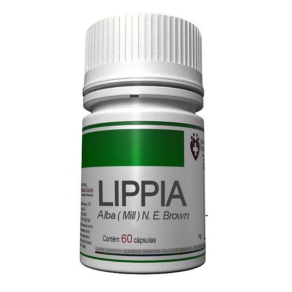 Lippia 300mg - 60 cápsulas - Saúde e Bem Estar