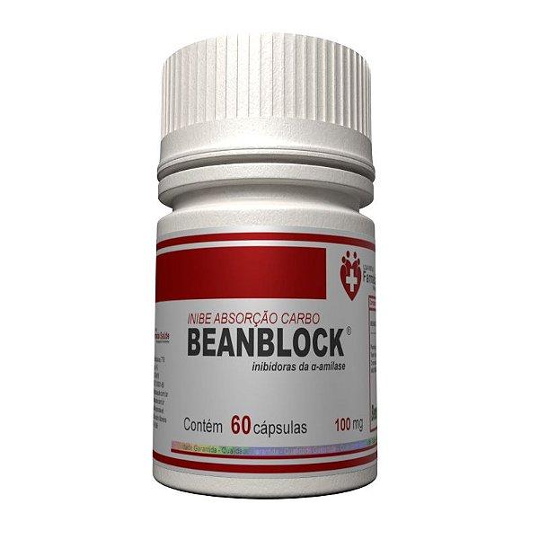 BeanBlock 100mg 60 cápsulas