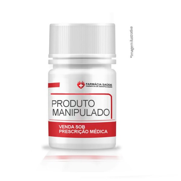 IVERMECTINA 6mg - 8 cápsulas - Fórmula Manipulada