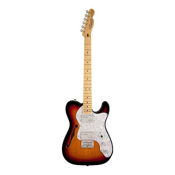 Guitarra  Squier Vintage Modified Thinline 72 S SB