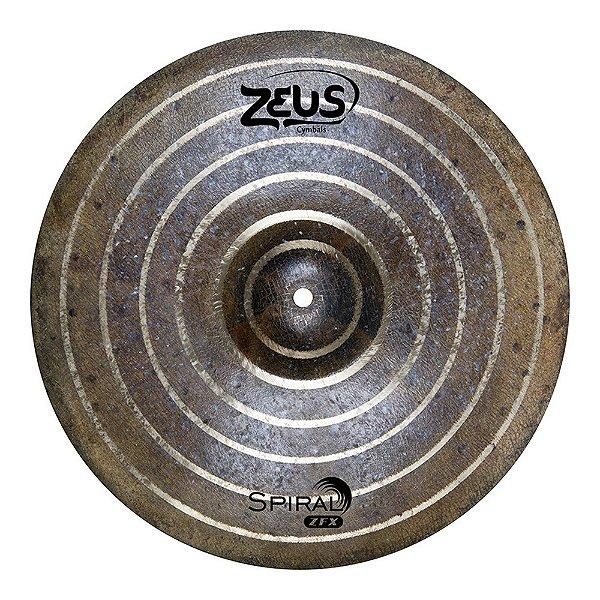 Prato Zeus Spiral Hi Hat ZSP HH 15