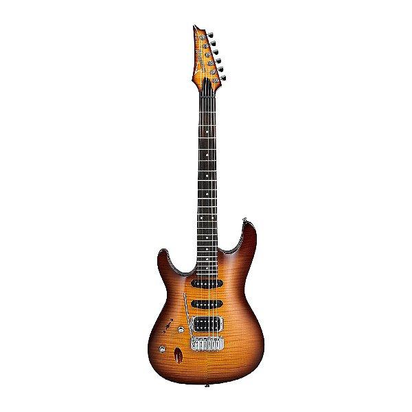 Guitarra Original Ibanez SA 160 FML Canhoto