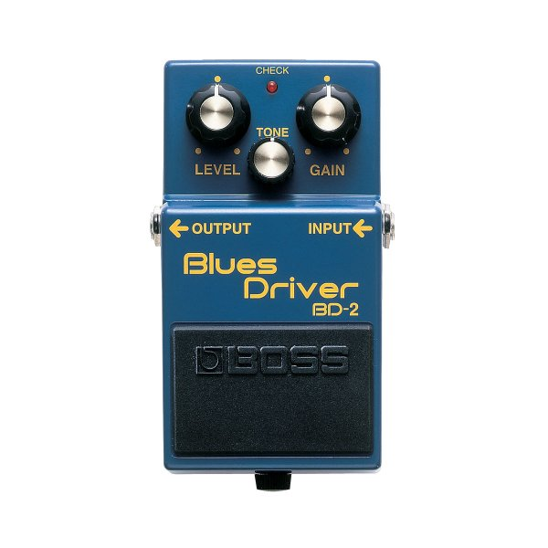 Pedal Guitarra Boss Over Drive BD 2