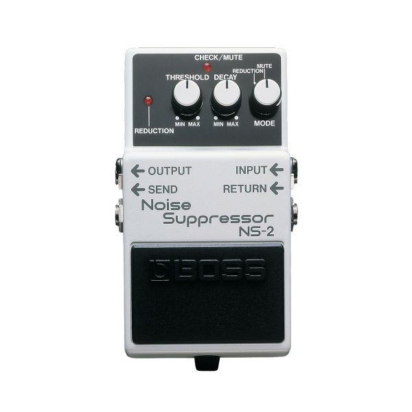 Pedal Guitarra Boss Noise Gate NS 2