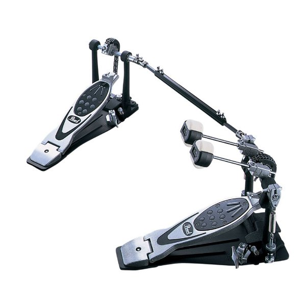 Pedal Bateria Duplo Pearl Power Shifter P 2002 C