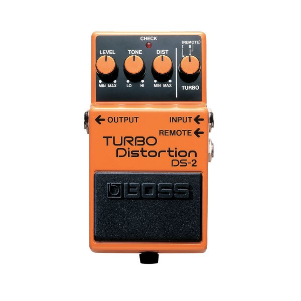 Pedal Guitarra Boss Distortion DS 2