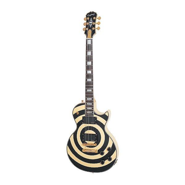 Guitarra Epiphone Les Paul Custom Zakk Wylde