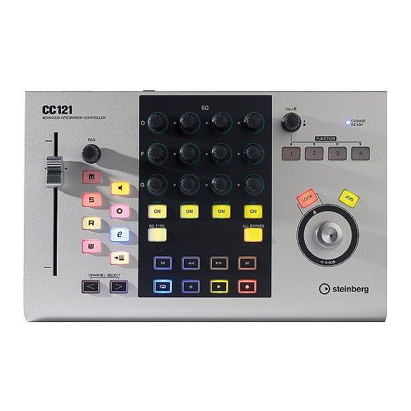 Controlador USB Yamaha Cubase CC 121