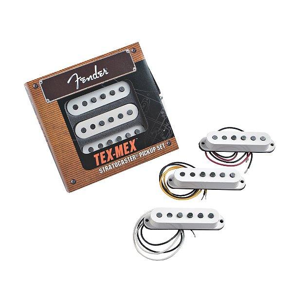 Captador Guitarra Fender Strato Tex Mex