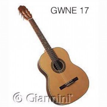 Violão Giannini Classico Gwnx 17