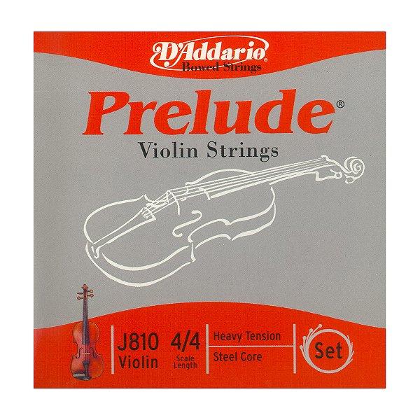 Encordoamento D'Addario Violino J 810 4/4
