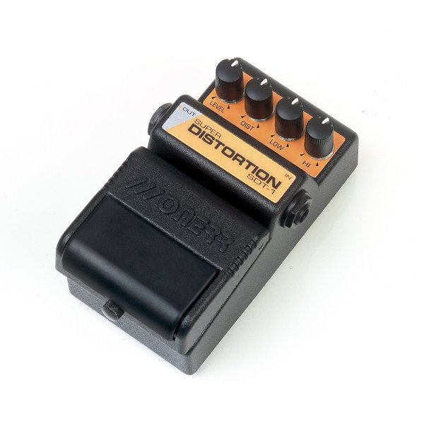Pedal Onerr Super Distortion Sdt 1