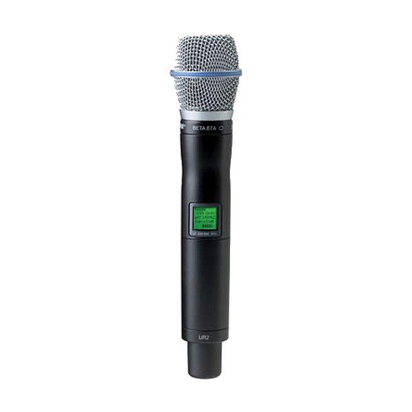 Microfone Mão Shure UR 2 Beta 87 A J5