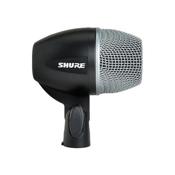 Microfone com fio Shure PG 52 XLR