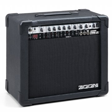 Amplificador Zoom Guitarra Fire 30