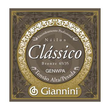 Encordoamento Giannini Violão Pesado Genwpa