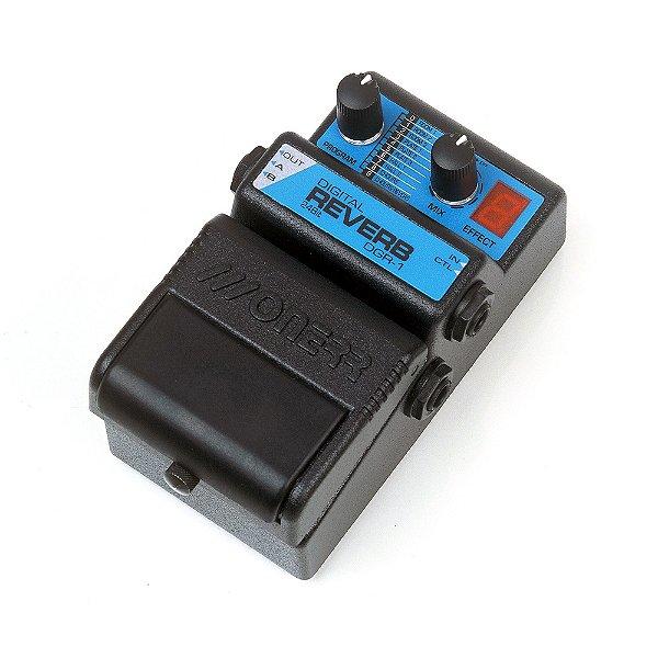 Pedal Onerr Digital Reverb Dgr 1