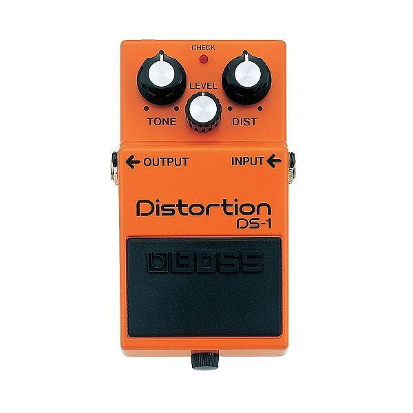 Pedal Guitarra Boss Distortion DS 1
