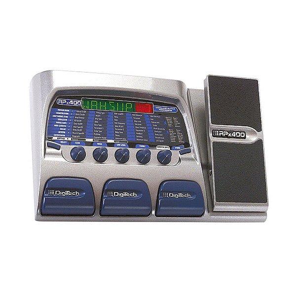 Processador Efeito Digitech RPX 400