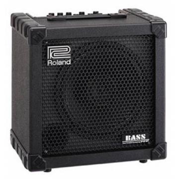 Combo Roland C Baixo Cube Cb 30