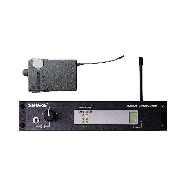 Sistema sem fio In-Ear Shure P4TeP4R PSM 400