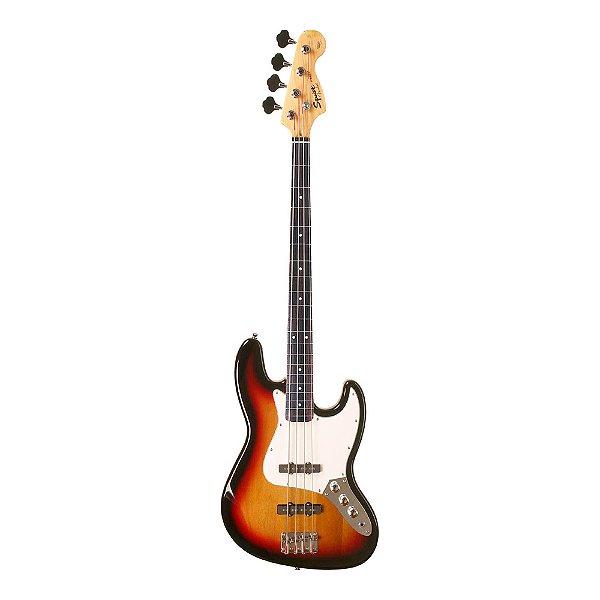 Contrabaixo Squier Jazz Bass