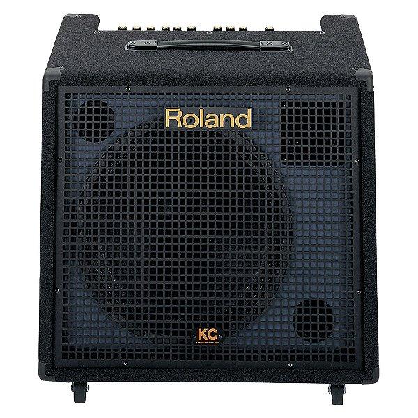 Combo Teclado Roland KC 550 F