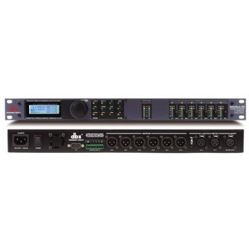 Crossover Dbx Drive Rack 260