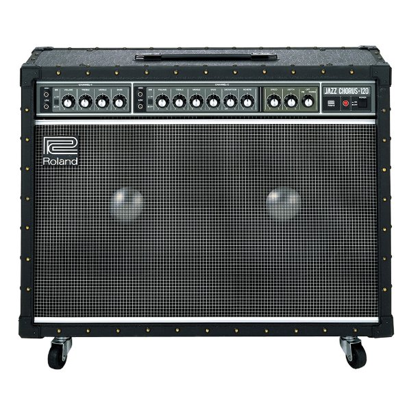 Amplificador Guitarra Roland JC 120