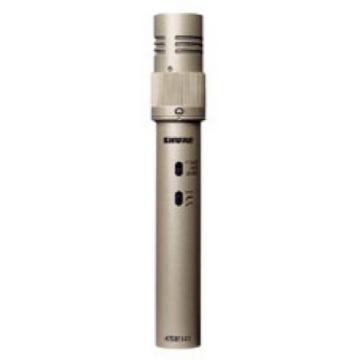 Microfone Estudio Shure Ksm 141 Sl