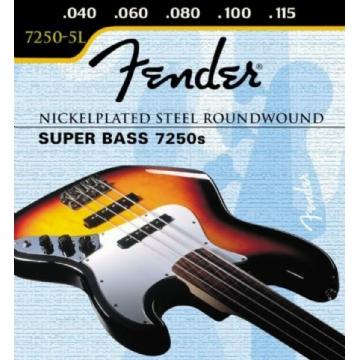 Encordoamento Fender C Baixo 5c 0.40 7250-5l