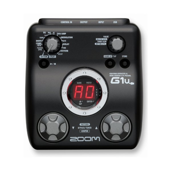 Pedaleira Zoom G1 USB