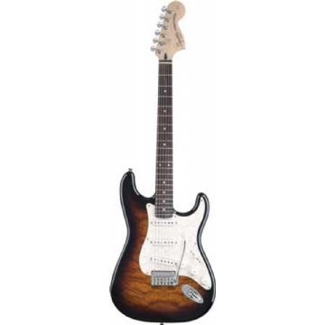 Guitarra Squier Strato Deluxe Quilt Top