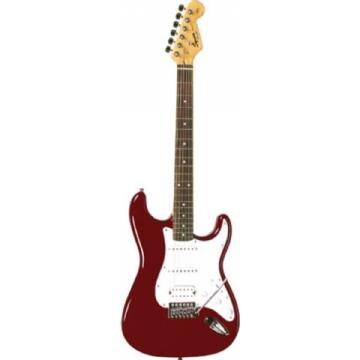 Guitarra Squier Strato Fat California
