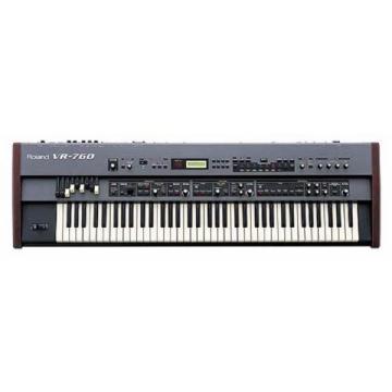 Sintetizador Roland Vr 760