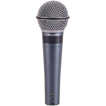 Microfone Superlux Mão Pro 248