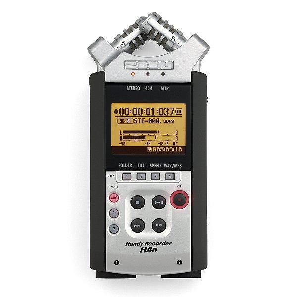 Gravador Digital Zoom H 4n