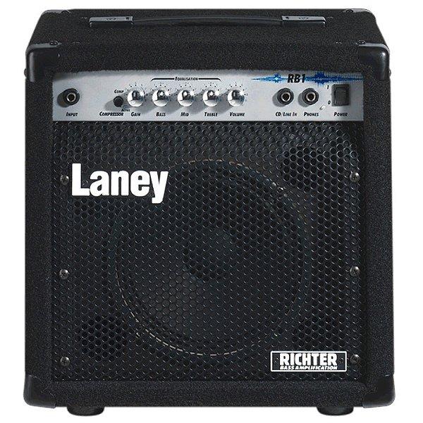 Combo Contrabaixo Laney RB 1
