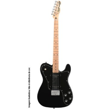 Guitarra Squier Tele Standard Custom Ii