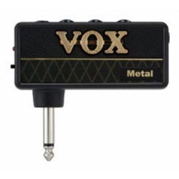 Amplificador Fone Vox Amplificadorug Metal Ap Mt