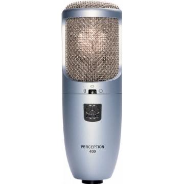 Microfone com fio Estúdio AKG Perception 420