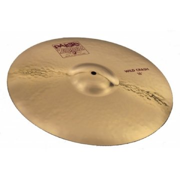 Prato Paiste 2002 Wild Crash 18""