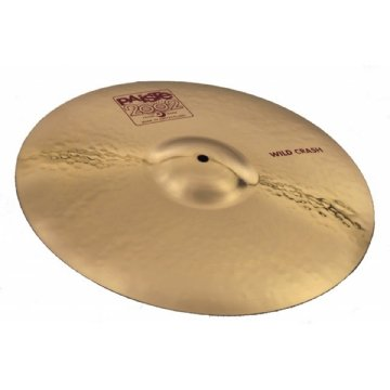 Prato Paiste 2002 Wild Crash 17""