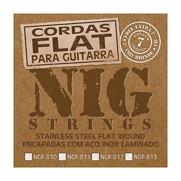 Encordoamento Nig Guit Lisa 0.10 Ngf 810