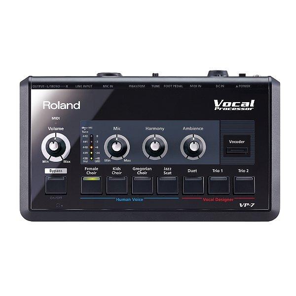 Processador Vocal Roland VP 7