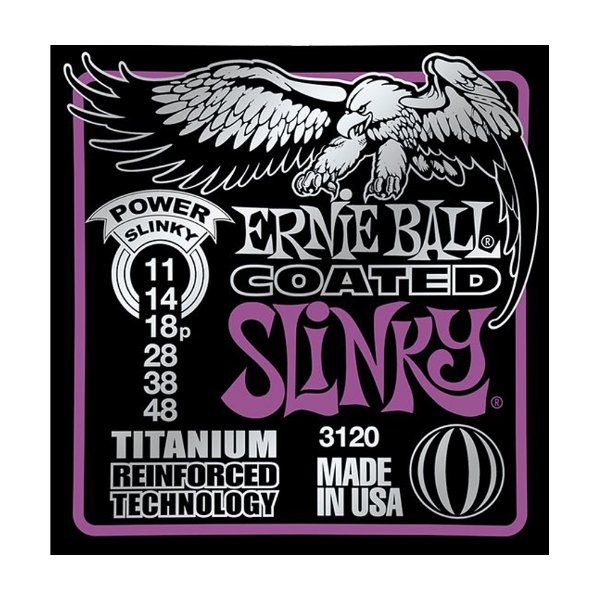 Encordoamento Ernie Ball Guit 011 3120