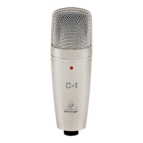 Microfone Behringer Estudio C 1