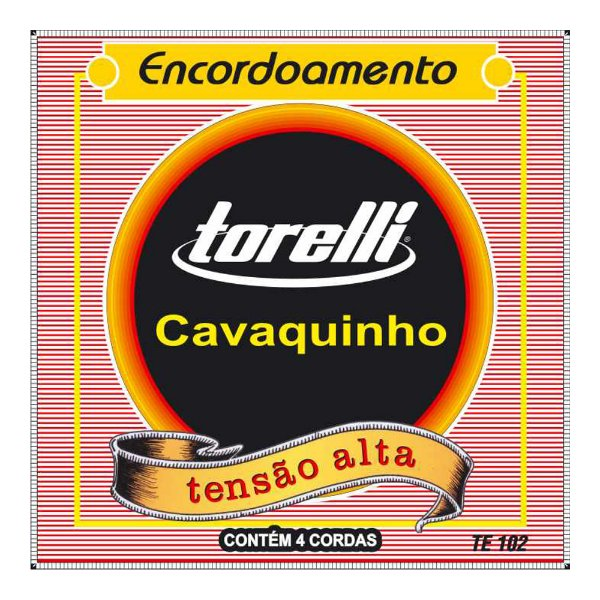 Encordoamento Torelli Cavaco Te 102