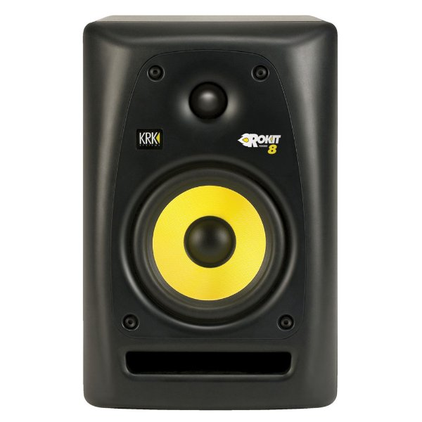 Monitor KRK Rokit 8 G2 (unitário)