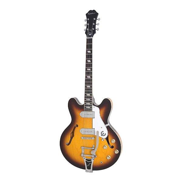 Guitarra Epiphone Semi Acustica Casino Vibrotone